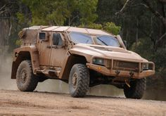 Hawkei Light Protected Vehicle (Australia)
