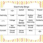 This Bingo game is a fun review or practice for an upcoming tests on electricity in 4th-6th grade. Students can play in small groups in stations or you can play as a whole class. Includes review on open and closed circuits, series and parallel circuits, parts of a circuit, circuit symbols, electricity, and insulators/conductors.