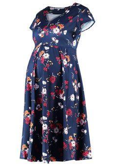 mint&berry mom Jerseykleid navy blazer Bekleidung bei Zalando.de | Material Oberstoff: 95% Polyester, 5% Elasthan | Bekleidung jetzt versandkostenfrei bei Zalando.de bestellen!