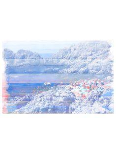 Capri Swim (Canvas) by Parvez Taj at Gilt