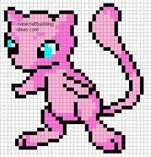 Dragonair minecraft pixel art po...