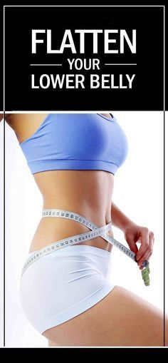 Want to easily whip your tummy into shape? A new ideas to flatten your lower belly