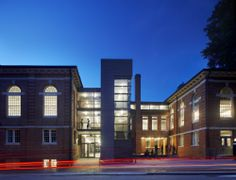 Leazar Hall Renovation + Additions / Cannon Architects (13)