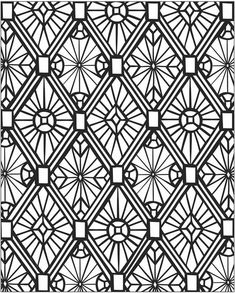 Mosaic Patterns Coloring Pages 3. Coloring Mosaics Printable   Buscar Con  Google