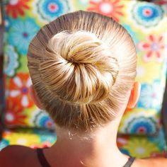 Tris Prior bun.