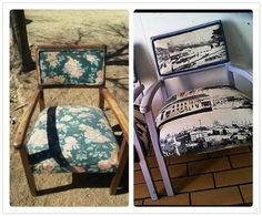 {Brooklyn Girls} Restoring Old Furniture, Brooklyn Girl, Painted Furniture, Furniture Ideas, Restoration, Dining Chairs, Girls, Home Decor, Toddler Girls
