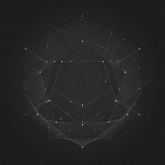Geometric-spaces by Andrew Kuypers, via Behance