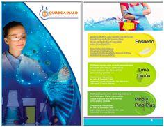 Catálogo de productor. Química INALD