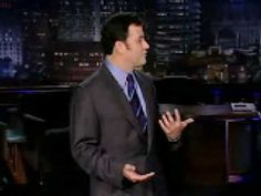 Miss Teen South Carolina 2007 answers broken down by Jimmy Kimmel