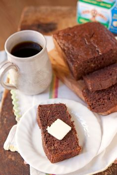 Mexican Chocolate Banana Bread! When it comes to baking I usually try and find the easiest method to make a recipe. Another words – if I can bake something without having to lug out my stand mixer or dust off my food processor, then I will always find the lazy way out. Don't get me wrong, I love, ok; …