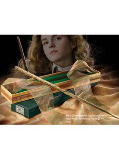 Réplica varita Hermione - Harry Potter™: Esta varita es de resina y representa…