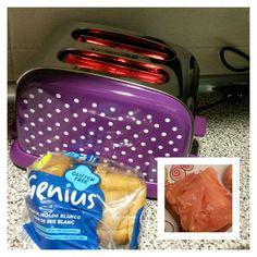 Un tostador muy #genius en celiaquitos.com Sin Gluten, Gluten Free, Tapas, Lunch Box, Blog, Pageants, Brand Board, Toaster, Celiac