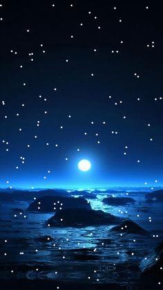 linda noite e luar