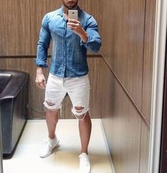Tips For Purchasing Designer Mens Shirts - Top Fashion For Men Mode Outfits, Casual Outfits, Men Casual, Fashion Outfits, Fashion Pics, Fashion Sale, Paris Fashion, Runway Fashion, Girl Fashion