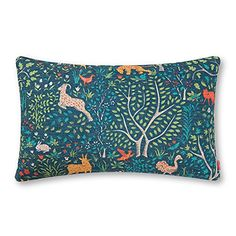 Baibu Decor Unique Chic Animal Pattern Cushion Cover Poly...