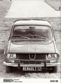 Renault 12, great car. Super reliable. Old Vintage Cars, Old Cars, Automobile, Vintage Classics, Car Car, Cars And Motorcycles, Muscle Cars, Nissan, Trucks
