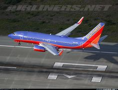 Southwest Airlines N267WN Boeing 737-7H4
