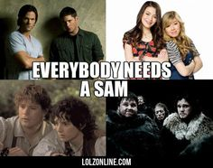 I don't know about this. Last Sam I knew IRL was a real B*TCH!