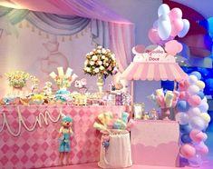 Festa Circo: 80 ideias e tutoriais para uma comemoração mágica Circus Theme Party, Circus Birthday, Girl First Birthday, Princess Birthday, Birthday Decorations, Birthday Party Themes, Baby Shower Themes, First Birthdays, Cake Pop