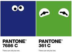 Pantone campaign