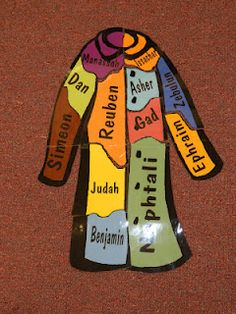 Ahijah's Coat  Divided Kingdom Prophesied. Review Game.  Hands On Bible Teacher