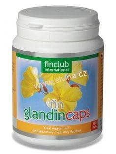 Finclub Glandincaps, pupalkový olej v kapslích Avon, Coconut Oil, Jar, Jars, Glass, Vase