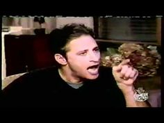 Jiminy Glick Interviews Jon Stewart - YouTube