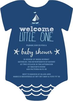 Cheap Baby Shower Invitations, Custom Baby Shower Invitations