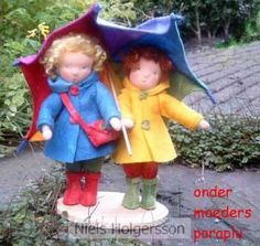 onder moeders paraplu, en deze kan in Nederland vaak wel het hele jaar op de seizoentafel