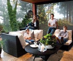 Mary Zilba's Outdoor Living Room | photo Kim Christie | design Wendy Williams Watt | House & Home
