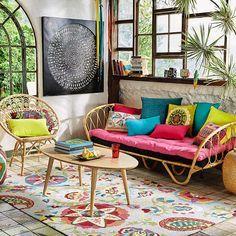 Muebles y decoración de interiores – Exótico | Maisons du Monde