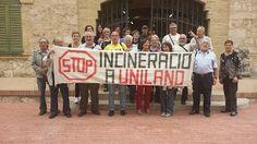 ¡¡Ha nacido la #Cordinadora #Catalana contra la #Incineración en #Cementeras!!
