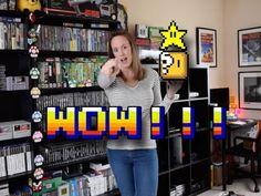Retro Game MEGA Surprise!!