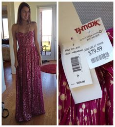 Pavla scored this Erin Fetherston dress for $79.99, compare at $550! #maxxinista #dress #fashion