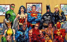 super heroes | algunos wallpaper de superheroes