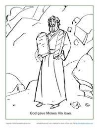 Moses, Ten Commandments, True worship is according to God\'s ...