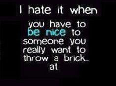 Oooooo...so true!