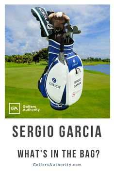 Sergio Garcia is one
