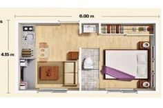 Garage House Plans With Apartments Tiny House Plans Small House Plans Under 500 Sq Feet