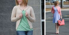 Spring Cardigans Sizes Small to 3X!