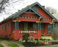 Portland bungalow