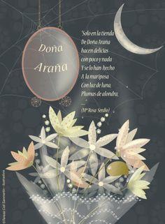 Proyecto para un libro ilustrado con poemas de Maria Rosa Serdio y dibujos míos.
