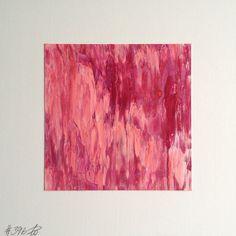 #396 | square abstract painting (original) | acrylic on white board | size 9 cm x 9 cm | boardsize 15 cm x 15 cm | https://www.etsy.com/shop/quadrART
