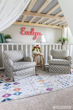 DIY Sliding barn door loft bed - plans and tutorial by Jen Woodhouse Decor, Bed Decor, Loft Bed Plans, Bedroom Loft, Loft Bed, Bedroom Rug Size, Bed, Diy Sliding Barn Door, Cool Furniture