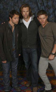 Supernatural hotties