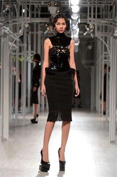 #Bangkok #Siam Paragon International #Couture #Fashion Week 2012-2013 #VogueItalia