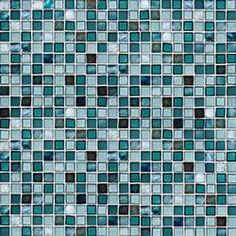 "Oceanside Glasstile...Collection Name: Facets...Color Name: Lagoon...Components: Tropical Reef Irid, Tropical Reef Matte, ...Components:  Tropical Reef Non-Irid , Tide Irid, ...Components:   Tide Matte, Tide Non-Irid, Tourmaline...Item Description: 1/2 x 1/2 Field...Square Feet Per Sheet: .96...Sheet Size: 11 3/4"" x 11 3/4""...Thickness: .24""...Sample Item Number: 111386"