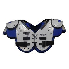 607fe7e79ab Shop for football shoulder pads at League Outfitters. Browse our large  collection of football shoulder pads for youth and adults from top brands.