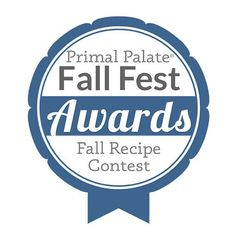 In case you missed it yesterday (seems like something was wrong with the post!) # And the winners are... # Today on the blog we unveil the 2015 @primalpalate Fall Fest Recipe Contest winners. We were beyond impressed with the nearly 200 recipe entries. Narrowing them down to 20 finalists and ultimately two winners was such a difficult task. Everyone that entered really brought their A-game!  # The winners for Best Sweet Recipe and Best Savory Recipe will take home prize packages valued at…
