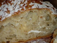 Hledání pana Božského dokončeno = upečte si nejlepší cheba ve vašem životě Czech Recipes, Russian Recipes, Good Food, Yummy Food, Salty Foods, Bread And Pastries, Food 52, Bread Baking, Quick Meals